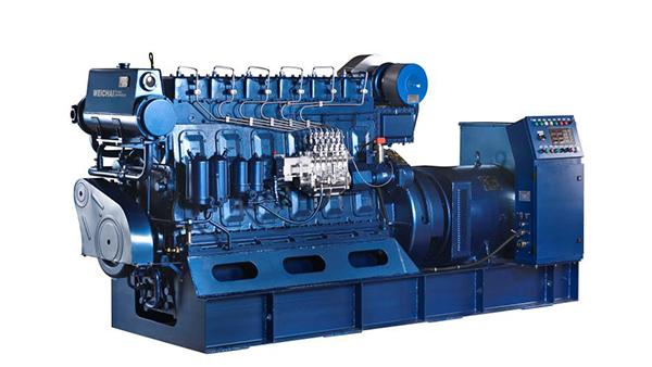 如何正确安装潍柴柴油发电机组排气系统