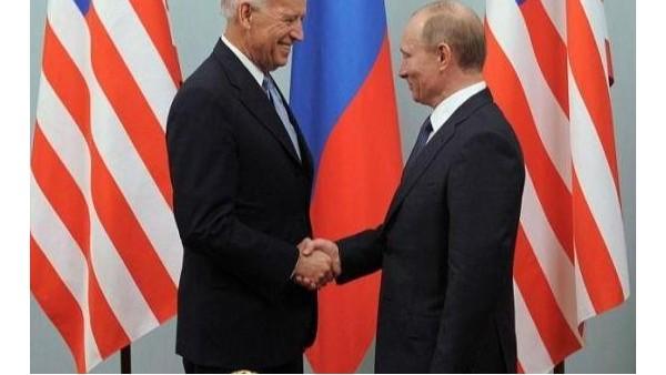 拜登宣布将在6月G7会议期间会见普京