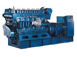 6160系列船用柴油发电机组