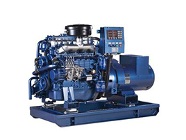 WP2WP3系列船用柴油发电机组