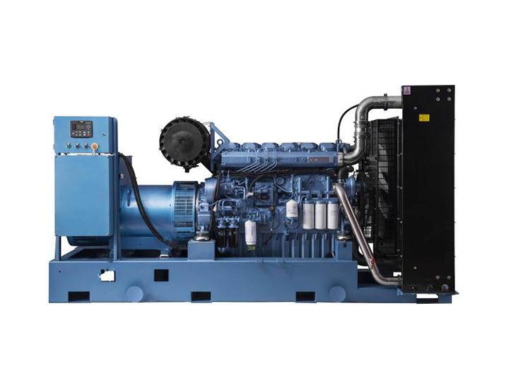 柴油发电机-石屹动力