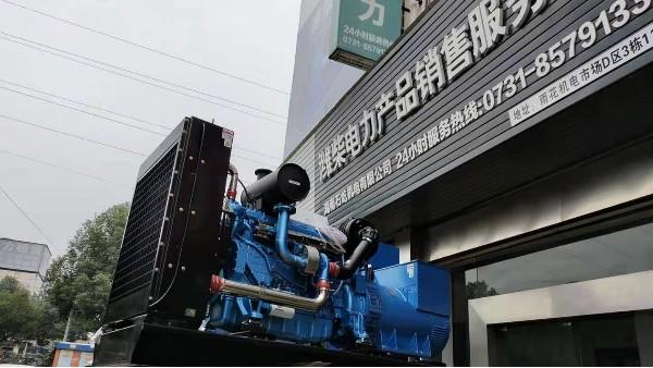 柴油发电机的工作条件