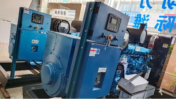 柴油发电机组成本及应用浅析