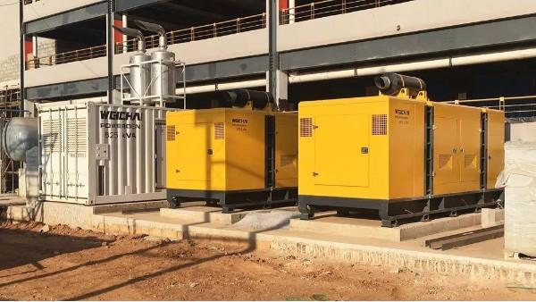 柴油发电机PT燃油泵的拆卸与注意事项