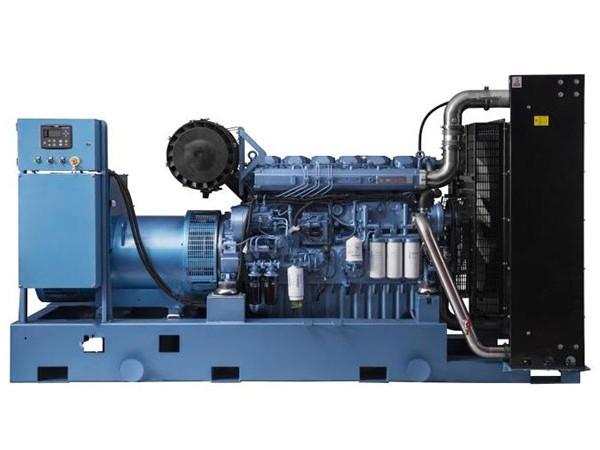 陆用发电机组-基础型