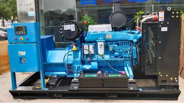 柴油发电机与燃气发电机的对比