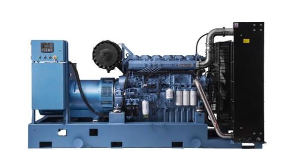柴油发电机组修工艺的组织