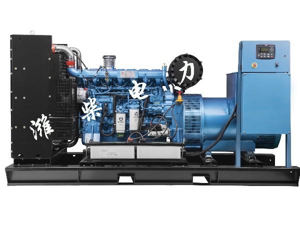 360kW柴油发电机组